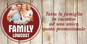 FAMILY LOW COST ESTATE 2017-VAL PUSTERIA